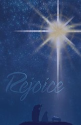 Christmas Star Rejoice, Pack of 100 Bulletins