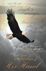 Eagles' Wings, Pack of 100 Bulletins
