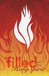 Dove and Flames, Pack of 100 Bulletins