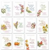 Seasonal Prayer Books, Set of 12