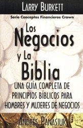 Los Negocios y La Biblia   (Business by the Book)
