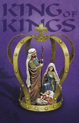 King of Kings, Pack of 100 Bulletins