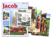Jacob Flash-a-Card Set (for use with Giants of Faith Middler Grades 3-4 Sunday School Curriculum)