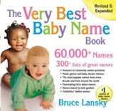 The Very Best Baby Name Book - eBook