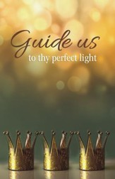Guide Us to Thy Perfect Light, Pack of 100 Bulletins