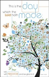This Is the Day which the Lord Hath Made, Pack of 50 Bulletins