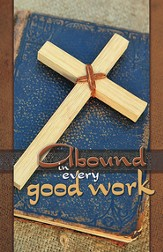 Abound in Good Works, Pack of 50 Bulletins