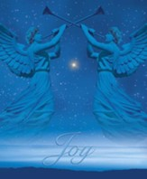 Christmas Angels Advent 3 Joy, Pack of 100 Large Bulletins