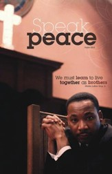 Speak Peace MLK, Jr., Pack of 50 Bulletins