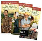 The Amish Millionaire Series, Volumes 1-3