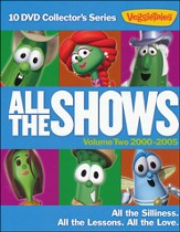 All the Shows-Volume 2 2000-2005 10 DVD Set