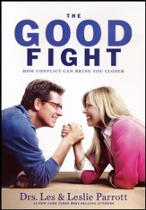 The Good Fight: How Conflict Can Bring You Closer, DVD