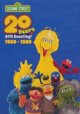 Sesame Street: 20 Years and Counting, DVD
