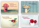 Celebrating You, Box of 12 Assorted Birthday Cards (KJV)