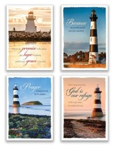 Beacon of Hope, Box of 12 Assorted Praying for You Cards (KJV)