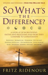 So What's the Difference - eBook
