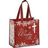Wonders Of His Love Tote Bag