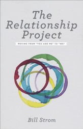 The Relationship Project: Moving from You and Me to We