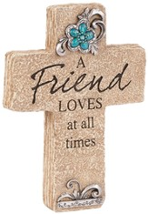 A Friend Loves, Pedestal Cross