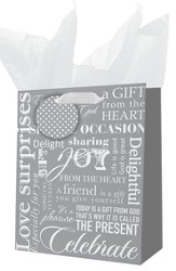 Rejoice Gift Bag, Small