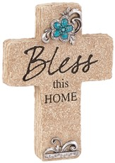 Bless This Home, Pedestal Cross