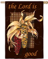 The Lord Is Good, Large Art Flag