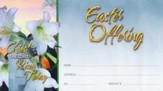 Christ the LORD is Risen Today Offering Envelopes, 100