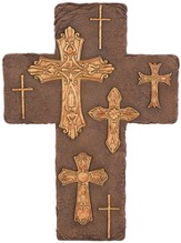 Multi-Crosses, Wall Cross