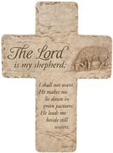 Psalm 23, Wall Cross