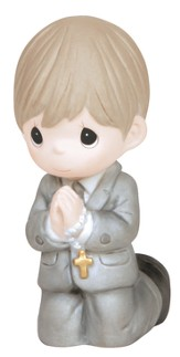 Remembrance Of My First Holy Communion, Figurine, Boy