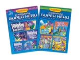 LarryBoy Super Hero Power Pack, 2 DVDs & CD