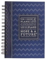 I Know the Plans, Wire Bound Journal