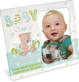 Baby Blessings Photo Frame, Boy