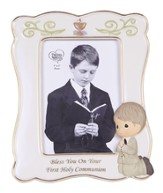 Bless You On Your First Holy Communion, Photo Frame, Boy