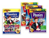 Phonics 3-DVD Set