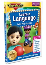 Learn a Language - Let's Play Outside