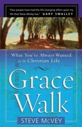 Grace Walk: What You've Always Wanted in the Christian Life - eBook