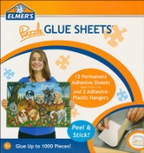 Elmer's Puzzle Glue Sheets
