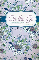 On the Go: A Well-Planned Day Planner (July 2014 - June  2015)