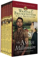 The Amish Millionaire Boxed Set Volumes 1-6