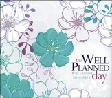 The Well-Planned Day Wall Calendar (July 2014 - June 2015)