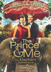 The Prince & Me 4: The Elephant Adventure, DVD
