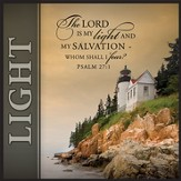 The Lord Is My Light, Lighthouse Print