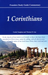 1 Corinthians [Founders Study Guide Commentary]