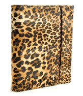 iPad Cover with Organizer, Leopard