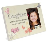 Daughter, A Little Girls Who Grows Photo Frame