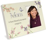 Mom, A Best Friend Photo Frame