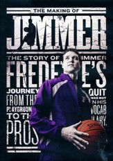 The Making of Jimmer, DVD