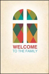 Welcome to the Family Folders (Psalm 144:15) Pack of 12