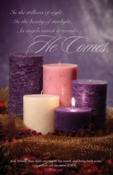 Advent Pillars & Lukan Gospel
